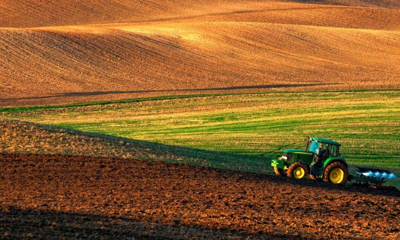 Coleta e análise de dados para o agronegócio